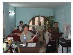 Calcutta Classroom