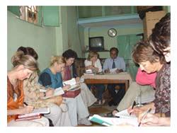 Fast Prescribing Class in Slum Clinic