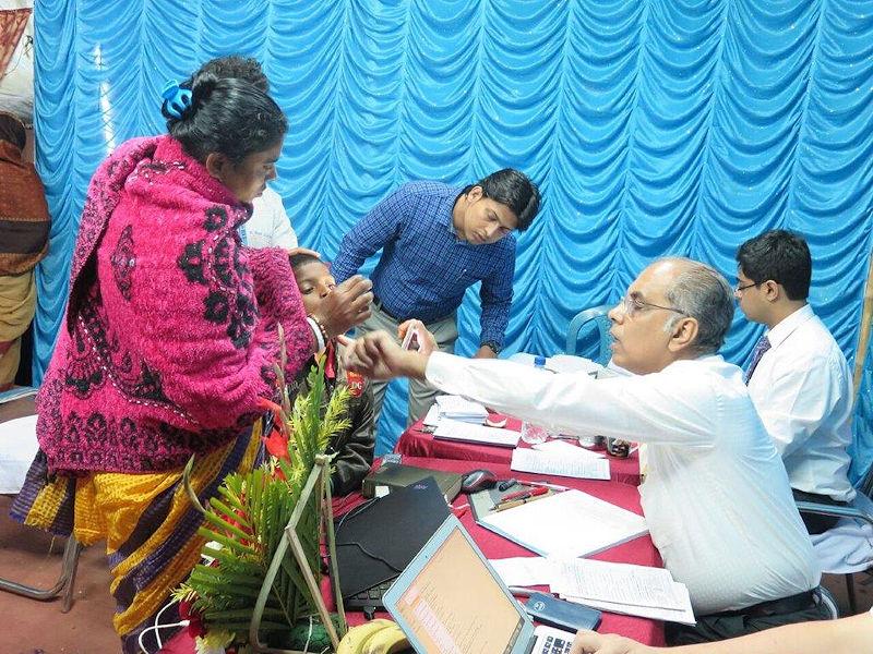 Paediatric case with Subrata