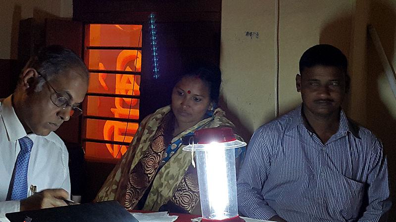 Power cut but prescribing cannot stop