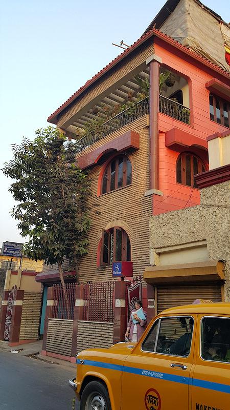 Similimum - Bengal Allen Medical Institute Building in Calcutta
