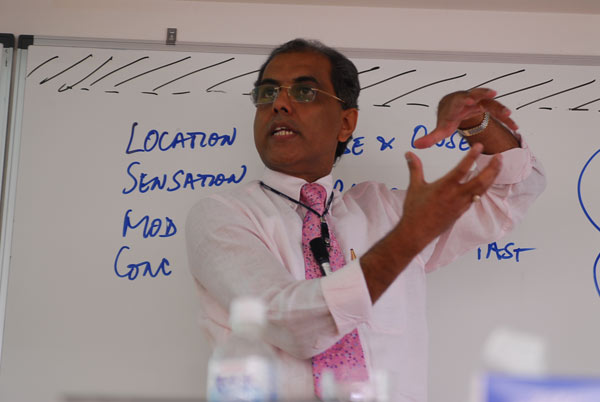 Subrata's passionate approach in Japan