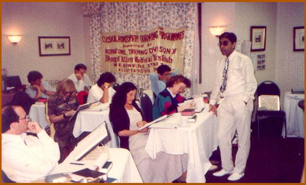 In Orlando, Florida, U.S.A., 1994