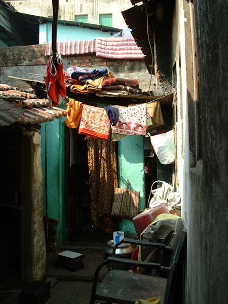 Slum Where Institute Support