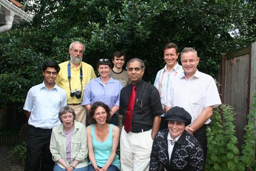 Summer School 2008 Participants