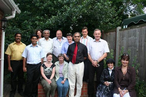 Summer School Participants 2008